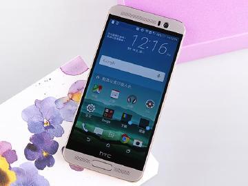 [評測]HTC One M9+外型介紹與效能測試