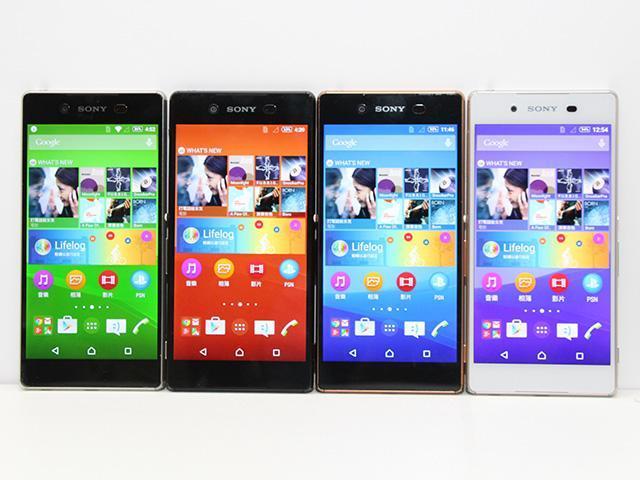 Sony Xperia Z3+新旗艦6月下旬開賣 台灣亮相多圖賞