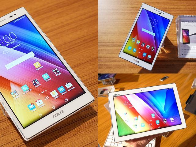 4GB RAM!華碩ZenPad登場 主打外型效能兼具[Computex 2015]