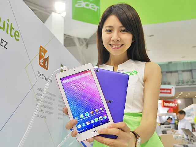 宏碁新一代Iconia One/Aspire Switch動手玩[Computex 2015]