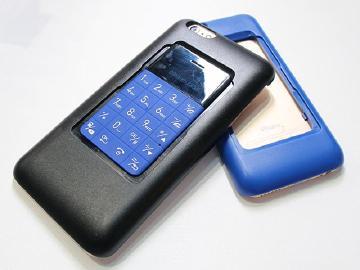 TalKase卡片機搭背蓋 讓iPhone6變身雙卡機[Computex 2015]