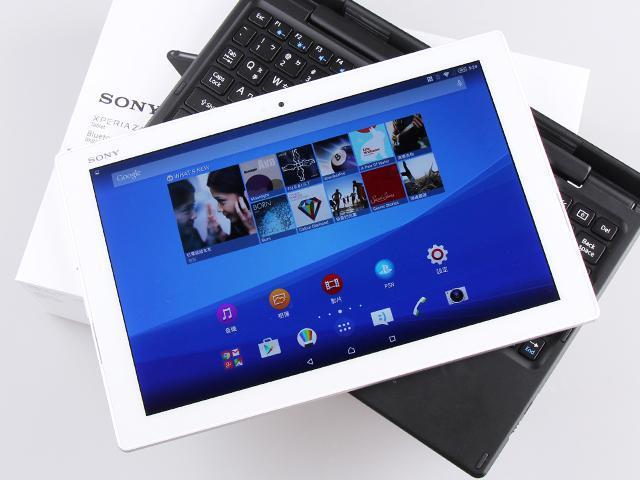 [開箱]2K旗艦平板Sony Z4 Tablet外型與效能實測