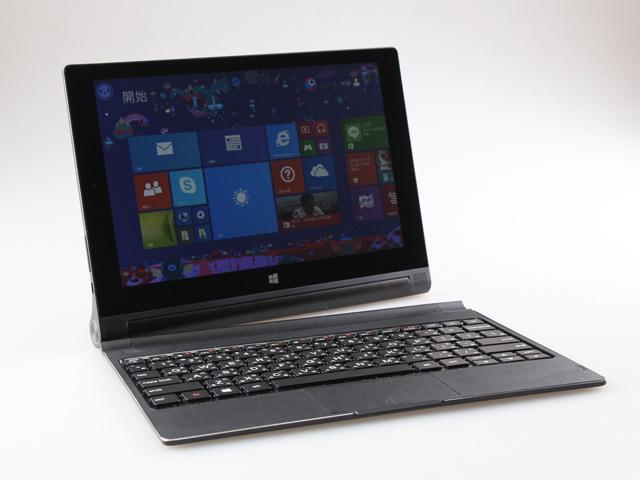 [評測]長效多變輕選擇 Windows版聯想Yoga Tablet 2