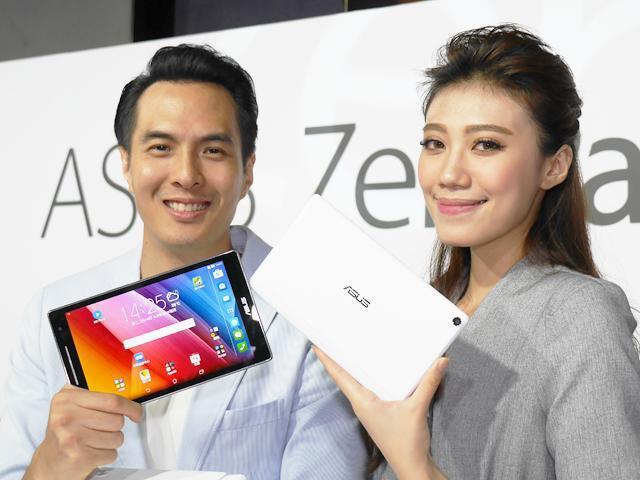 [價格]追劇神器ASUS ZenPad即日開賣 全系列萬元有找