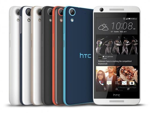 HTC在美國發表Desire 626/626s/526/520四款低階新機