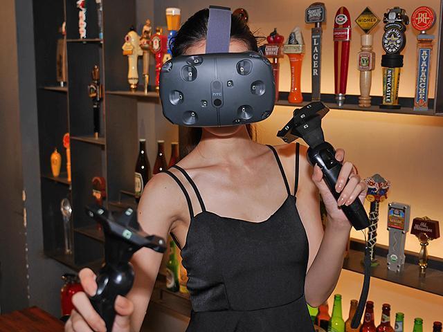 [動手玩]HTC Vive實際體驗:一窺次世代遊戲的雛形
