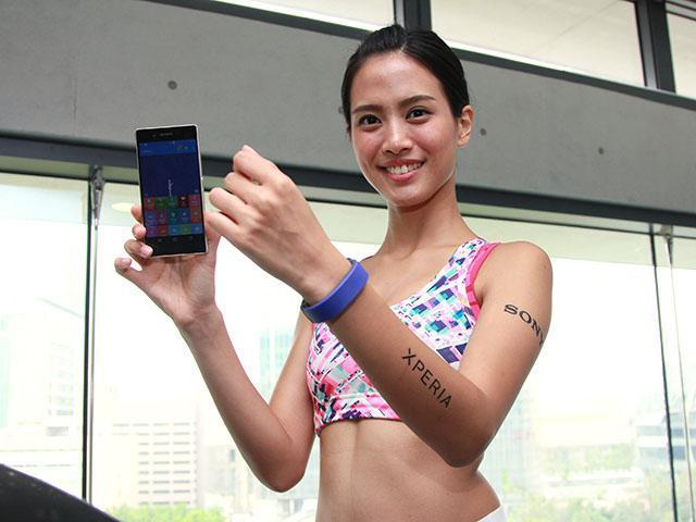 [價格]Sony SmartBand 2智慧手環 9月初上市