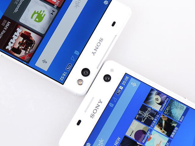 [比較]Sony C5 Ultra與C4自拍機 從實拍看差異