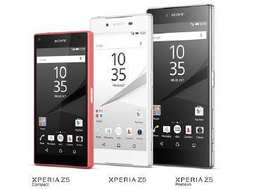 從Sony Z5、Z5 Compact與Z5 Premium規格看差異