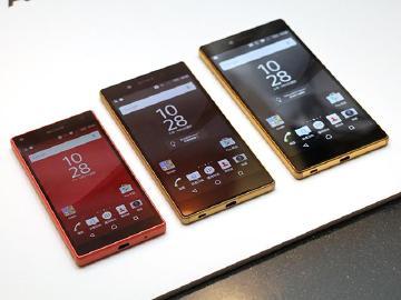 Sony Z5旗艦大軍特色整理 台灣十月起陸續開賣