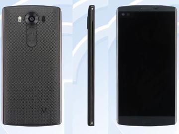 LG H968新機外觀亮相 傳為G4 Pro