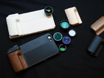 [動手玩]iPhone 6S也能用 SNAP! PRO照相手機殼