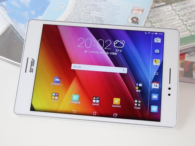 [評測]頂級版追劇神器 ZenPad S 8.0 Z580CA實測