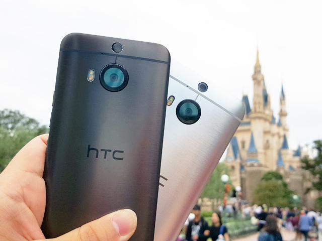 [比較]拍照更厲害!HTC One M9+極光版與舊款比一比