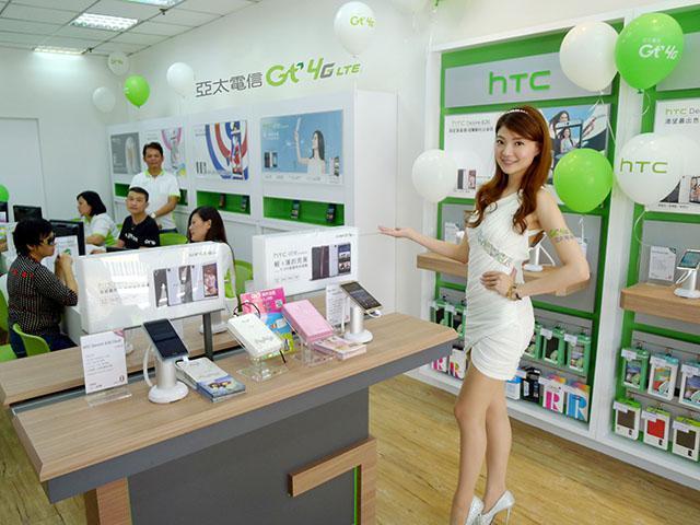 亞太電信推HTC Desire 626雙卡資費 手機現省千元