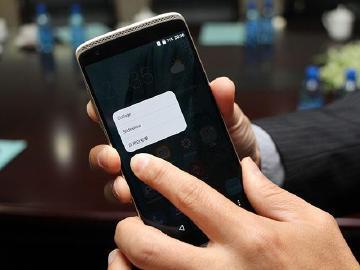 比iPhone 6S更多應用!ZTE AXON mini展示3D Touch