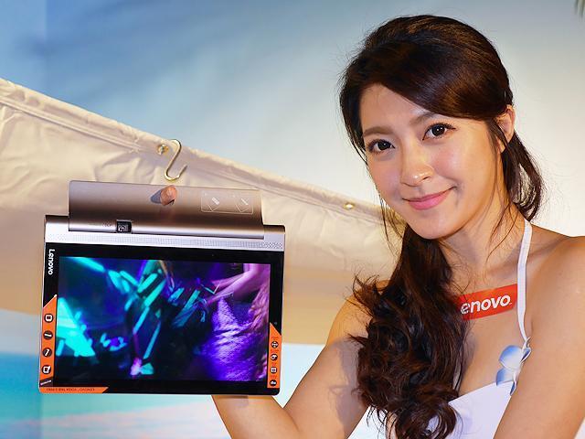聯想多款新機齊發!6.8吋通話平板PHAB Plus亮相