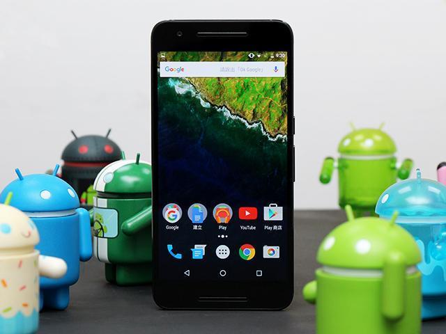 [開箱]華為新作Nexus 6P 安卓6.0原生體驗