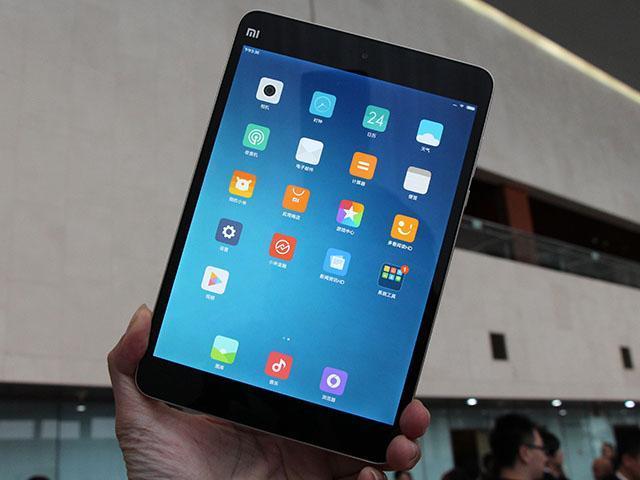 全金屬小米平板2發表 擁有安卓、Win10系統版本