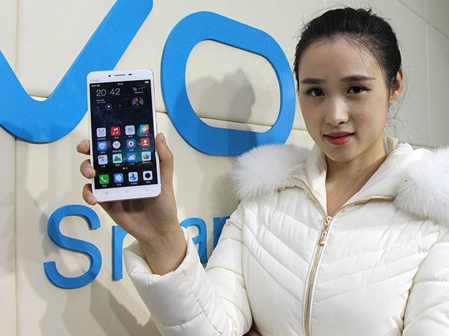 4GB手機vivo X6發表 外型有iPhone 6S、A9味道