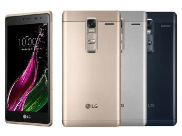 5吋金屬機LG Zero台灣開賣 售價8990