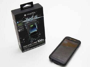 [開箱]iPhone 6S專用Mophie Juice Pack H2PRO三防電源保護殼