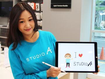 STUDIO A正式開賣蘋果大平板iPad Pro
