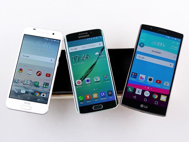 [比較]台韓PK!HTC A9對決三星S6與LG G4