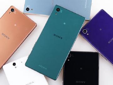 從Sony Xperia Z到Z5 看盡六代全平衡設計