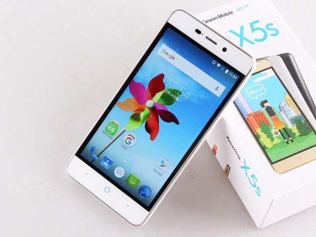 [評測]4G手機4000元有找!TWM Amazing X5s體驗