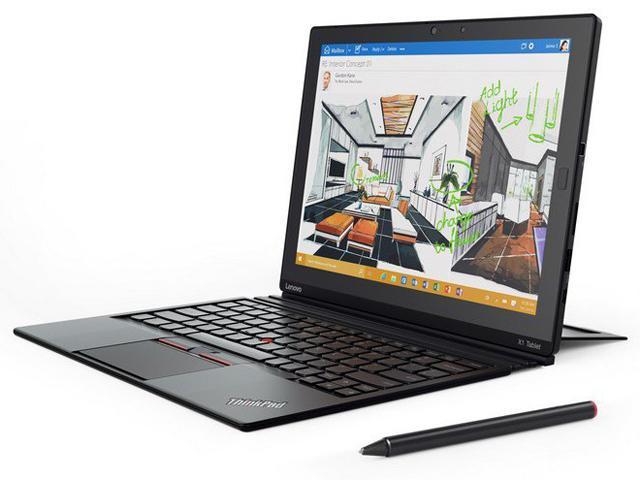 聯想發表ThinkPad X1 Yoga與Tablet兩款新品[CES 2016]