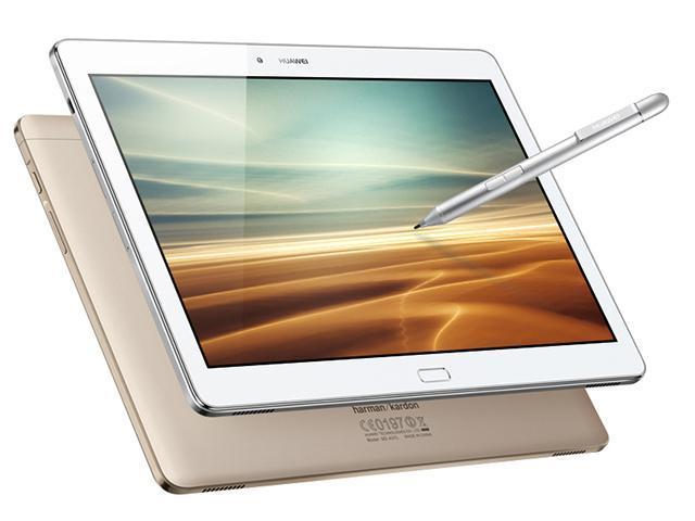 華為10.1吋MediaPad M2平板搭配M-Pen推出[CES 2016]