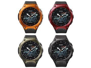 卡西歐首款Android Wear手錶發表!主打戶外活動[CES 2016]