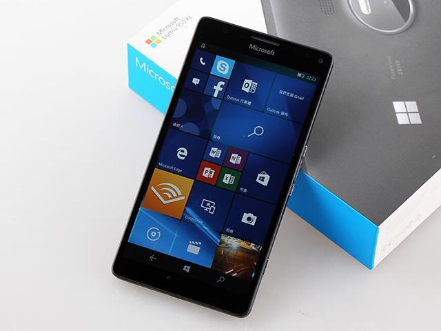 [開箱]微軟Win10旗艦 Lumia 950 XL動手玩