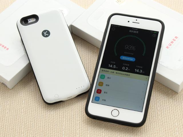 [開箱]iPhone 6/6S酷殼 擴容增電多用途