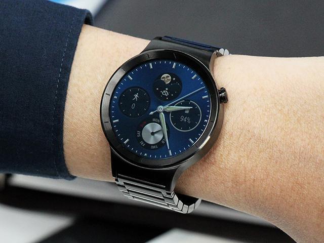 [開箱]HUAWEI Watch 精品級的安卓智慧手錶