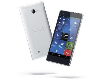 VAIO Phone Biz發表 主打商務應用與不妥協的質感
