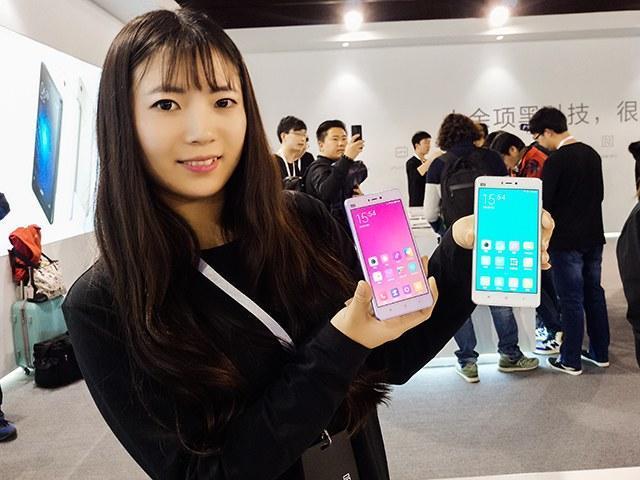 升級版小米手機4S 金屬+玻璃搭配指紋辨識