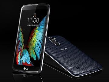 5.3吋LG K10台灣3/1上市 價格6千有找