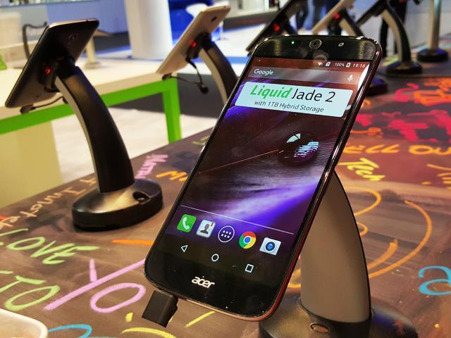 主打好音質 Acer Liquid Jade 2、Zest動手玩[MWC 2016]