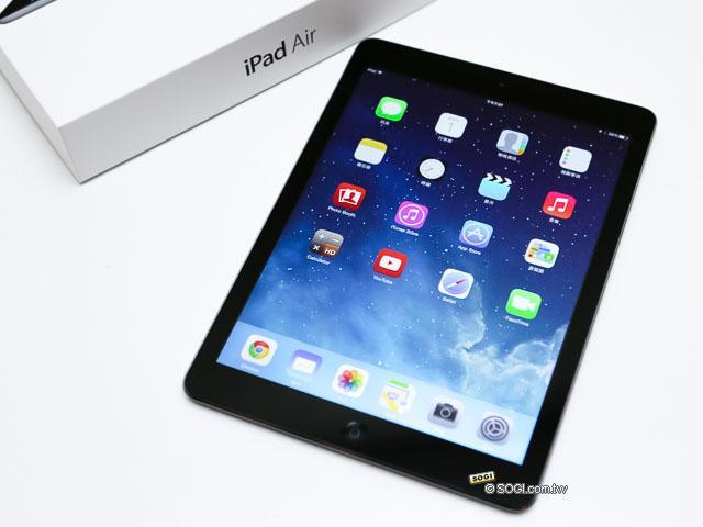 apple ipad air wi fi 16gb sogi. Black Bedroom Furniture Sets. Home Design Ideas