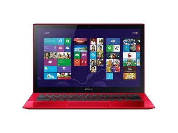 Sony VAIO Pro 13 red edition 限量版