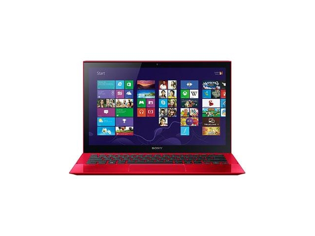 Sony VAIO Pro 11 red edition 限量版