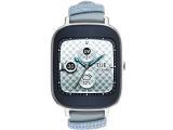 ASUS ZenWatch 2 WI502Q(BQC) 真皮晶鑽藍