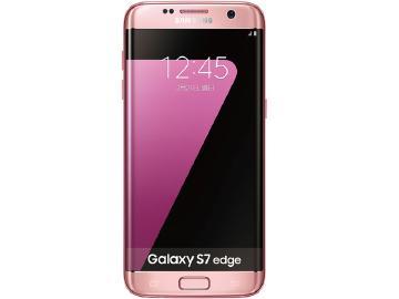 SAMSUNG GALAXY S7 edge 32GB 霓光粉