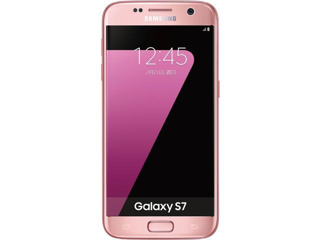 SAMSUNG GALAXY S7 32GB 霓光粉