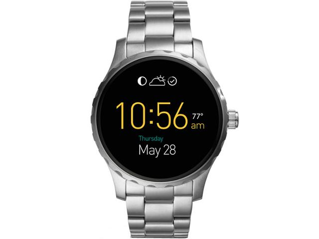 Fossil Q Marshal Stainless Steel