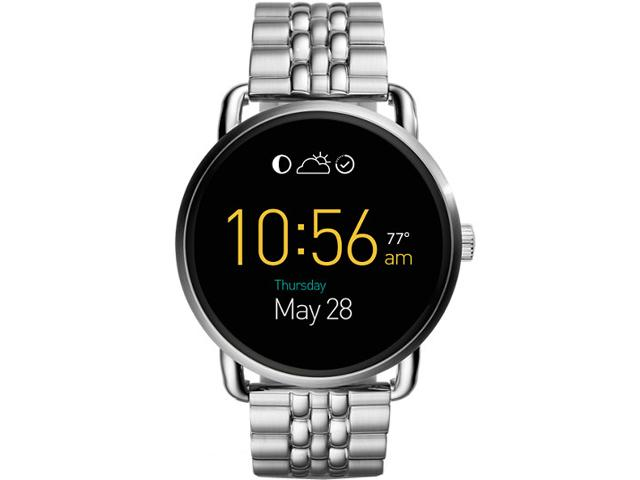 Fossil Q Wander Stainless Steel