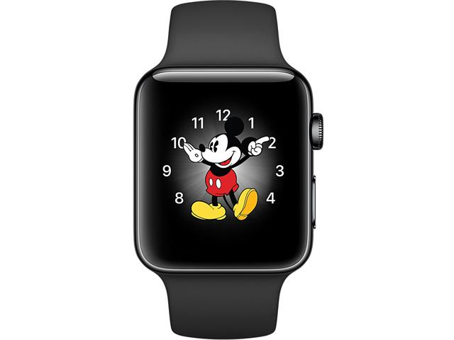 Apple Watch Series 2 Sport Stainless Steel 42mm