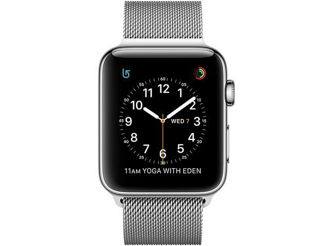 Apple Watch Series 2 Milanese Loop 38mm